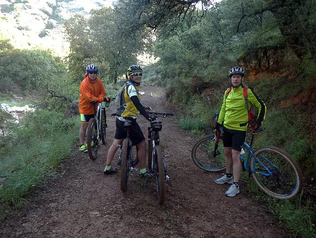 Sierra Sur Mountain Bike Route – Alcala La Real To Valdepeñas De Jaen