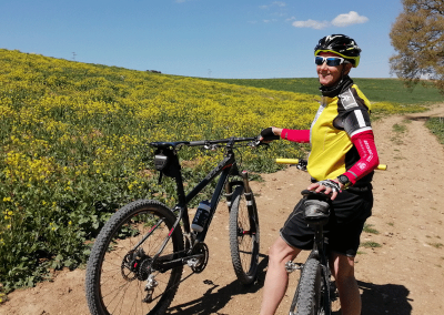 Mountain biking in Alcala l Real, Andalusia - Los Olivos Cycling & Triathlon Training Camp, Spain